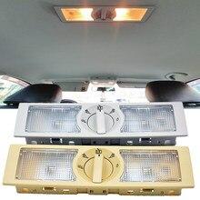 Para VW POLO Jetta Vento Touran Seat Leon ALtea nueva Grey y Beige lámpara de techo de lectura interruptor de botón 6Q0947291A 6Q0 947, 291