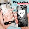 30d proteção de vidro para iphone se 2020 protetor de tela 4.7 polegada completa cola capa filme temperado para apple iphone se2 ise vidro