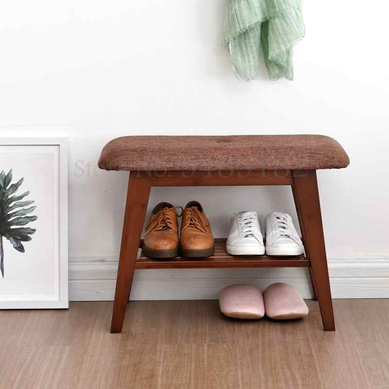 تغيير الأحذية البراز بسيط تخزين البراز المنزل خزانة خذاء منخفضة البراز الإبداعية تخزين أريكة البراز رف الحذاء الصغير الباب