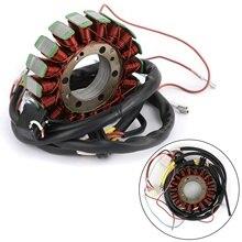Areyourshop Alternator Magneto Stator Fit for Polaris Ranger 500 2X4 4x4 Carb Israel 2005 2006 2007 2008 2009 3089579 Motorcycle