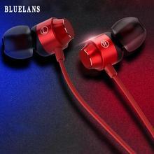 Écouteurs intra auriculaires filaires avec contrôle du Volume, oreillettes pour téléphone portable, pour Huawei Xiaomi Redmi Samsung, 3.5mm