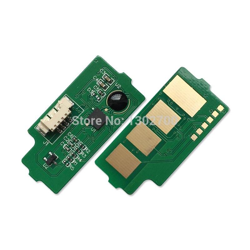 Image 2 - 5PCS 25K MLT D704S 704S D704 toner cartridge chip for samsung  MultiXpress K3300NR K3250NR K3300 K3250 3300NR 3250NR powder  resetcartridge chipcartridge chip resetter