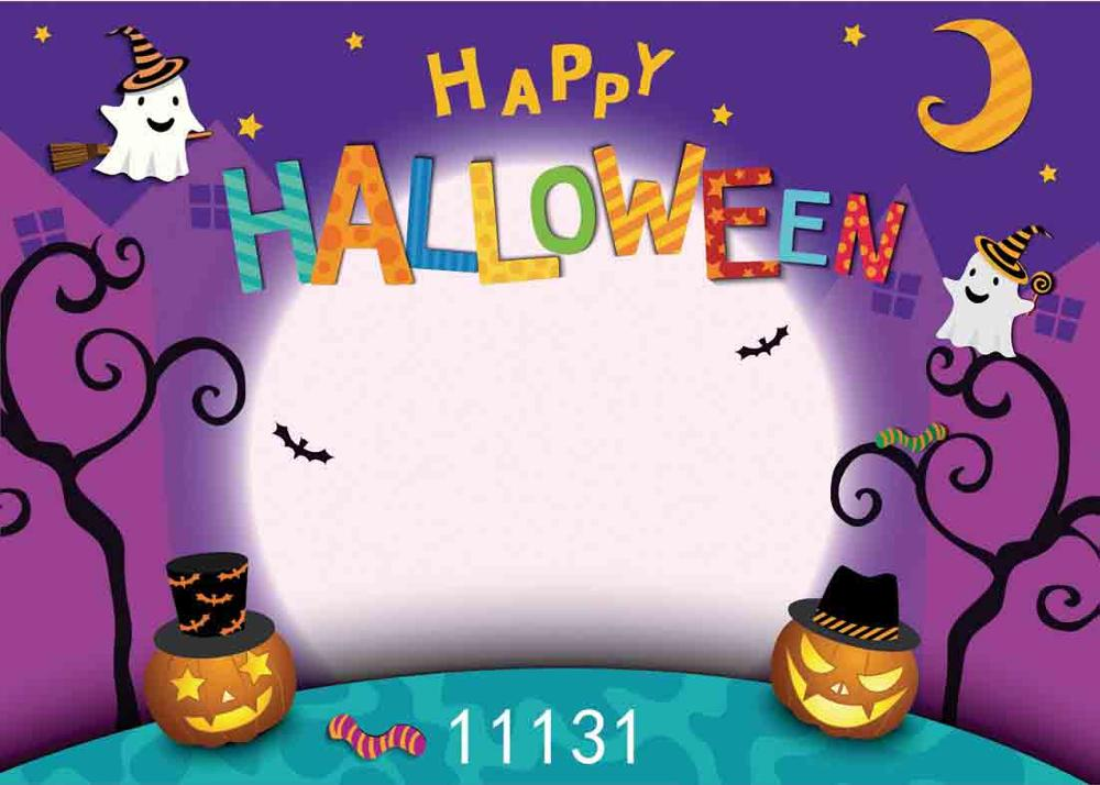 SHUOZHIKE виниловые фоны для фотосъемки на заказ, реквизит для Хеллоуина, канун Хэллоуина, тема для фотостудии, фон для WS-5502