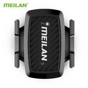 Image 5 - Bike  Cadence speedometer Bluetooth cycling sensor 4.0 ANT+ Internal rotation track Meilan C1  For GARMIN BRYTON igpsport  XOSS