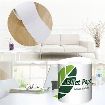 1 pcs Roll Paper Household Roll Toilet Paper High Quality Natural Pulp Roll Paper Portable Toilet Paper Practical image