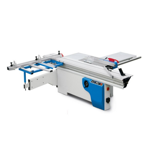 Automatic Sliding Table Panel Saw Wood Cutting Machine Woodworking Plywood