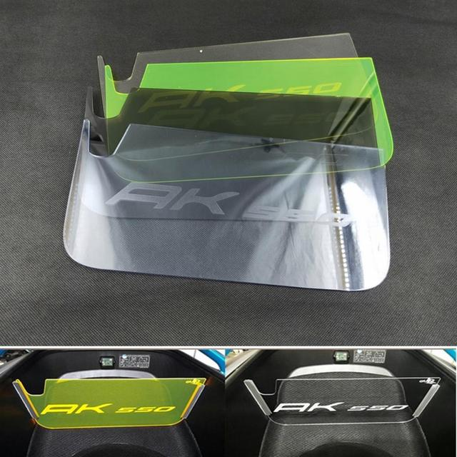 For KYMCO AK550 AK 550 AK 550 2017 2018 Motorcycle compartment luggage compartment isolation plate ak550