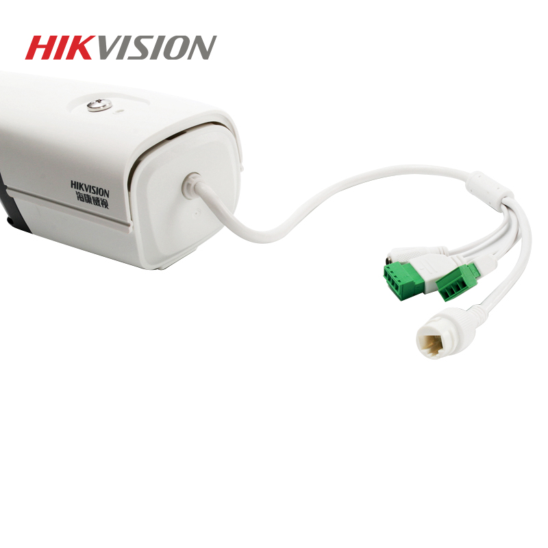 HIKVISION DS-2CD3T45FP1-IWS Eingebaute Mikrofon Wide-Winkel 4MP WiFi IP Kamera PoE Unterstützung P2P Hik-Verbinden ONVIF Mobile Kontrolle