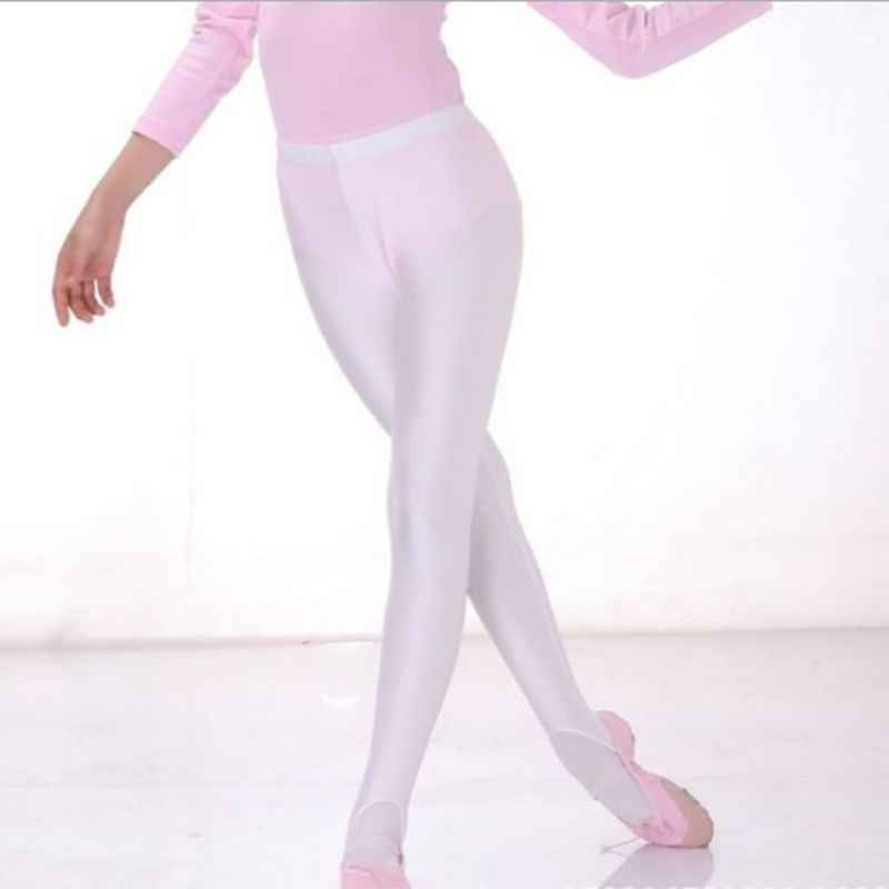 Kids Dance Pants Bodybuilding Gymnastics Wild Pants Practice Leggings High-Elastic Body Pants