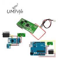 RDM6300 125Khz EM4100 RFID Reader Module UART Output Access Control System for arduino