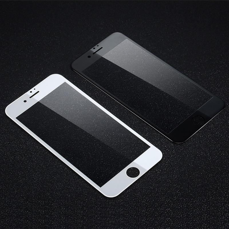 3D Heltäckt härdat glas skärmskyddsfilm för iPhone 6 6S 7 8 Plus - Reservdelar och tillbehör för mobiltelefoner - Foto 6