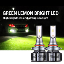 цена на Kein New Car Headlight Bulbs H4 H7 H11 H8 HB4 H1 H3 9005 HB3 LED Auto  Car Bulbs 65W Car Accessories Led Fog Running Lights Led