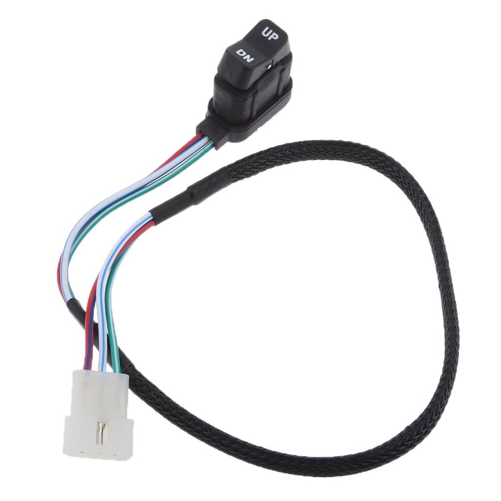 87 859032T3 Trim /& Tilt Schalter für Mercury Outboard Remote Control Box