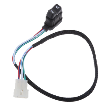 Trim Tilt Switch For Mercury  Outboard Remote Control Box #87-859032T3 87 17009a5 boat motor ignition key switch for mercury outboard motors 3 position off run start