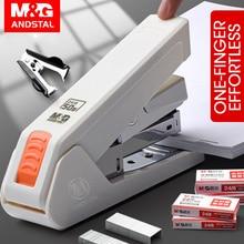 & g 25/50/70 Vellen m Moeiteloos Nietmachine Paper Book Binding Hechtmachine School Office Supplies Paper Accessories Nietjes