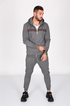 2020Ebay new mens hoodie trend leisure foreign trade clothing Wish Autumn and winter suit