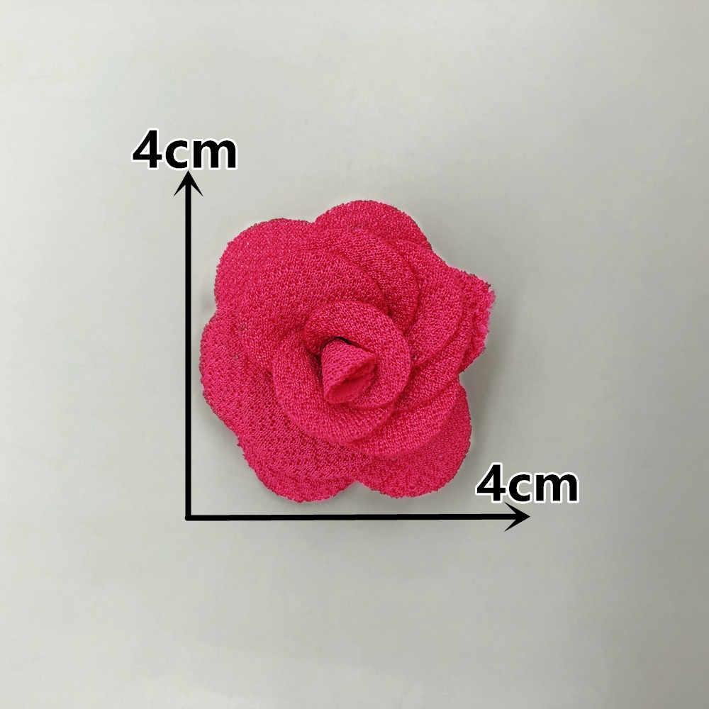 Pearl konopie 3D rose kwiaty Handmade wieniec świąteczny sztuczne kwiaty na wystrój DIY akcesoria do dekoracji domu Scrapbooking