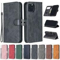Voor Iphone 13 Pro Max Case Lederen Case Op Sfor Coque Iphone 12 Pro Max 12 13 Mini 11 Pro xr Xs Max Se 2020 7 8 Plus Cover Funda