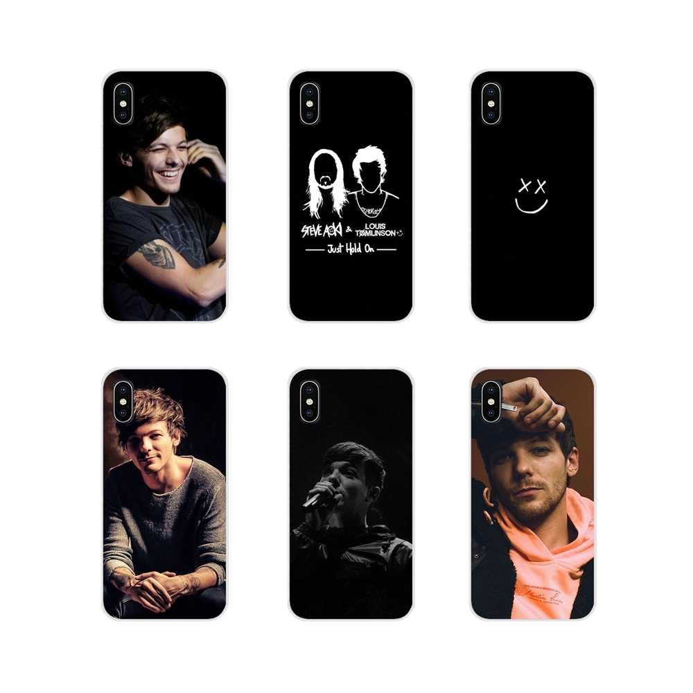 Accessories Phone Shell Covers For Motorola Moto X4 E4 E5 G5 G5S G6 Z Z2 Z3 G G2 G3 C Play Plus One Direction Louis Tomlinson
