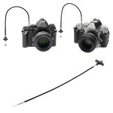 ETone Cable de Control de liberación de obturador mecánico, 40cm/70 cm/100cm, para cámara Digital/cámara de película