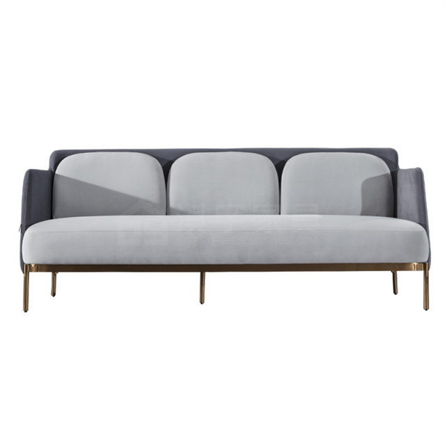U-BEST Contemporary Lounge Couch - 3 Seater Sofa 2