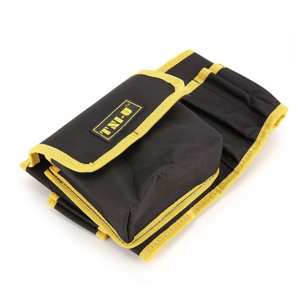 TNI-U TU-95 Multi-Functional Waist Package Tool Kit Organizer Bag Belt Hardware Electrical Pockets Construction Packs