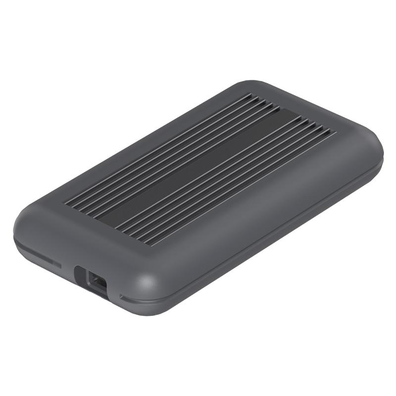Thunderbolt 3 m. 2 nvme gabinete ssd caixa nvme para TYPE-C alumínio usb 3.1 40gbps m.2 pcie ssd caso