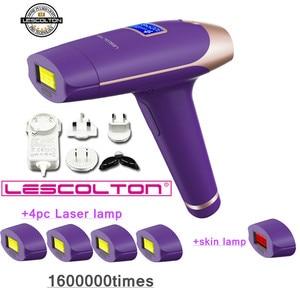 Image 5 - lescolton More lamps choose 7in1 5in1 6in1 4in1 IPL Laser Hair Removal Machine Lazer epilator Hair removal For Boay Bikini Face