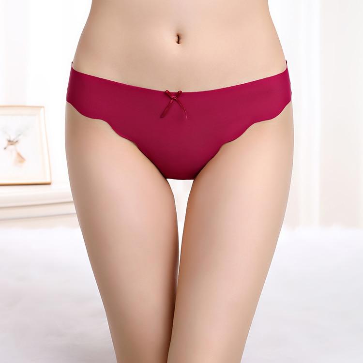 Womens Ladies Job Lot Luxury Purple /& Black Satin Thong Briefs size 6