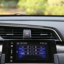Автомобильный декоративный стикер для интерьера консоль управления