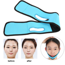 Face Slim Bandage Double Chin Remove Lift Up Anti Wrinkle Mask Strap Band Breathable V Face Line Bel