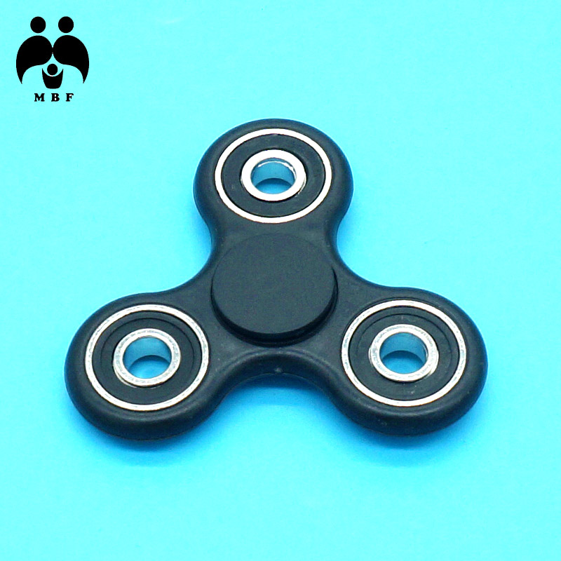 Tri-Spinner ABS Hand Spinners Toys For Children Toys Fidget Spinner Anti Stress Toys For Kids Long Spin Times