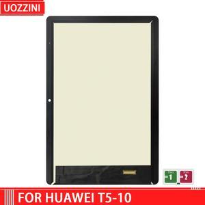 Lcd original para huawei mediapad t5 10 AGS2-L09 AGS2-W09 AGS2-L03 AGS2-W19 tablet t5 display lcd de toque digitador da tela montagem