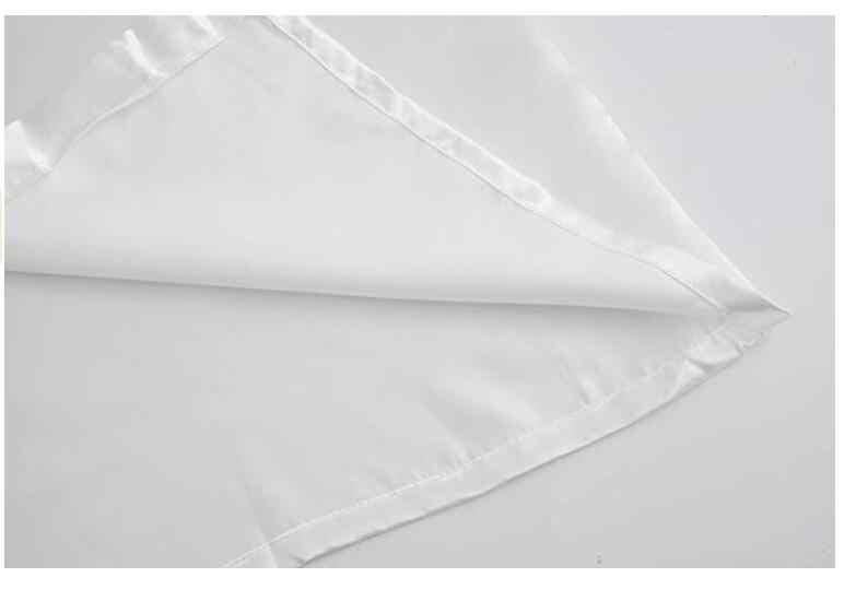 """Satin Sutra Pernikahan Pengantin Pengiring Pengantin Jubah Putih Pengantin Gaun Berpakaian/Kimono Jubah Mandi """"Bride"""" """"Bride Maid"""" Grafis Di Belakang"""