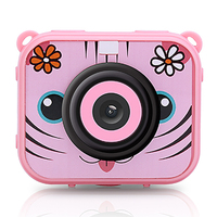 Hot Selling Child Waterproof Camera Photography Mini Digital Camera Kid's Sports Cameras Children Gift