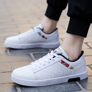 Image 3 - High Quality Brand Men Casual Shoes Hot Sale Spring Autumn New Casual Shoes Men Breathable Fashion Black Casual Men Shoes White