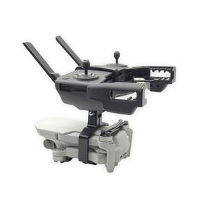 Image 3 - Handheld Gimbal Camera Stabilizer Monitor Controller Tripod Holder Clip Bracket For DJI Mavic Mini Accessories