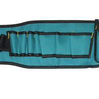 Hardware Toolkit Mechanics Waist Tool Bags Waterproof Oxford Cloth Multi Organize Pockets Storage Pouch Electrician