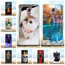 For Samsung Galaxy Note 4 Case Soft TPU N910F N910C Cover Animal Patterned Bumper