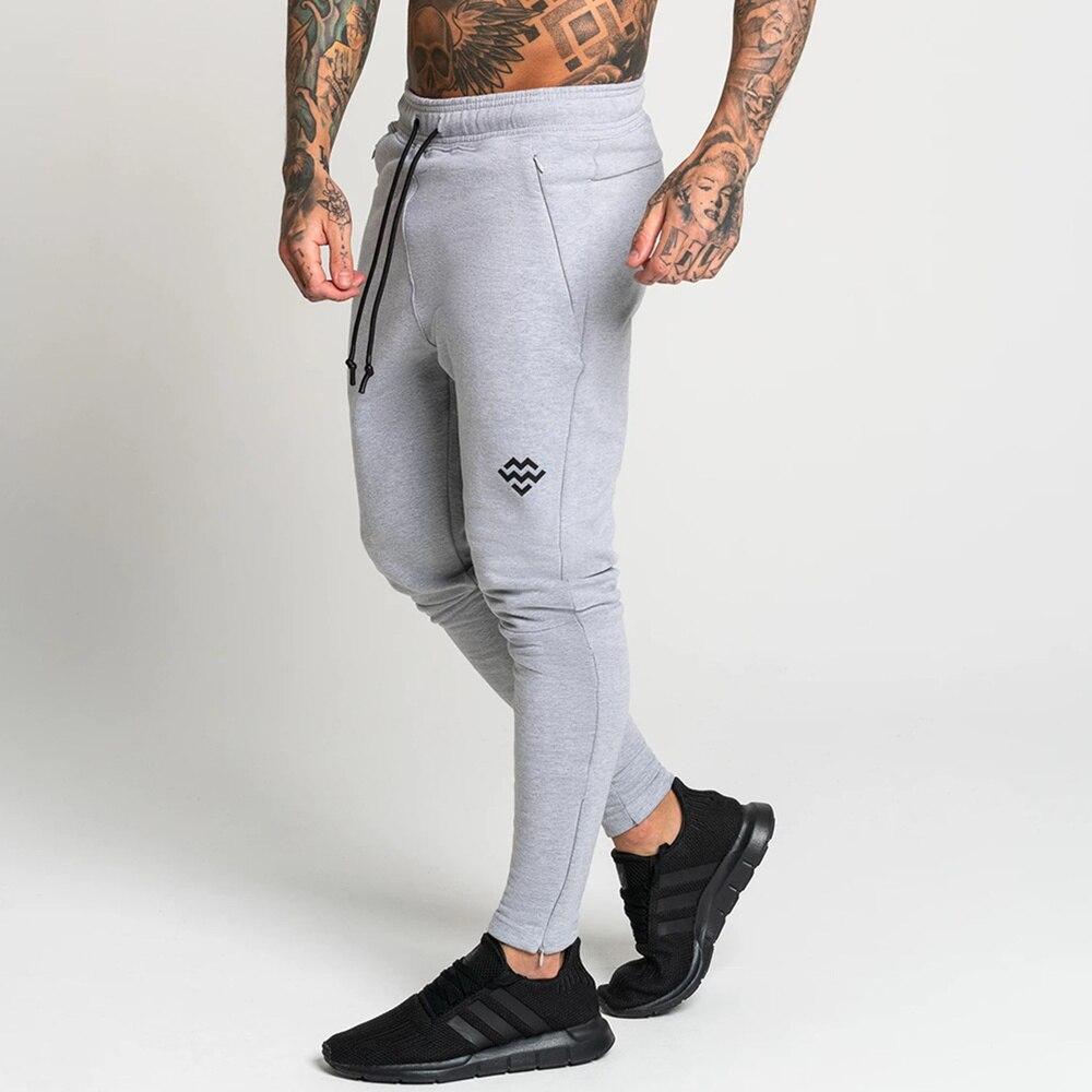 Jogger spodnie męskie sportowe do biegania treningowe