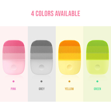 Xiaomi inface Electric Sonic Facial Cleansing Brush Deep Face Massage IPX7 Waterproof Silicone Cleanser