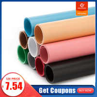 68*130cm Solid Color Matt Frosted PVC Background Plate Photography Backdrop Background Cloth Waterproof Anti-wrinkle