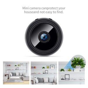 Image 3 - 2.0MP بروتابلي كاميرا IP صغيرة واي فاي 1080P HD كاميرا الأمن الصغيرة بطارية لاسلكية كاميرا للرؤية الليلية كاميرا مراقبة السيارة