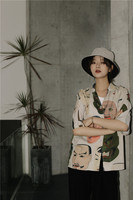 Japanese Streetwear Blouse