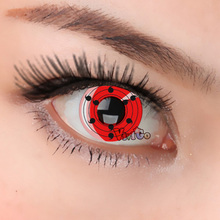 naruto contact lenses sharingan Anime Cosplay Eye Colored Co