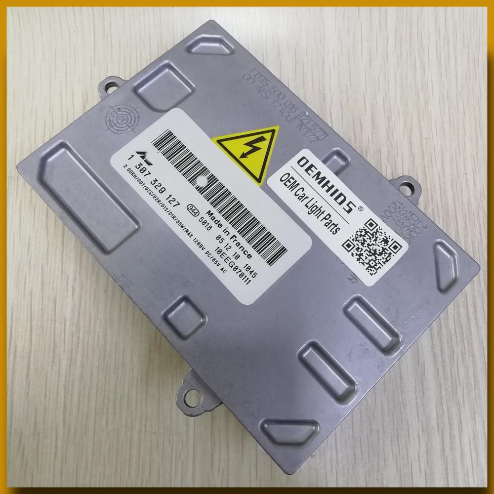 1307 329 127 4pin Used Original OEMHIDS Xenon HID Ballast OEM G3.2 GT Headli Control Unit For D1S D1R Bulb AFS Module 1307329127