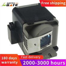 HAPPYBATE RLC 049 Compatible lampe de projecteur pour PJD6241 PJD6381 PJD6531W avec boîtier 180 jours de garantie happybate