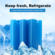 Cooler-Box Portable Camping Fresh-Food-Storage Ice-Blocks Fruit Picnic Lunch-Bag Practical