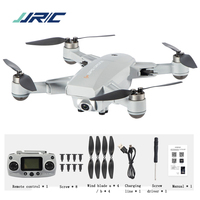 JJRC X16 GPS positioning 6K HD aerial photography drone WIFI optical flow brushless remote control helicopter toy gift