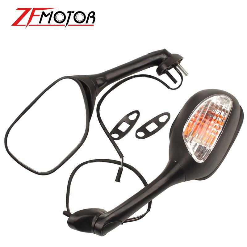 Мотоцикл Зеркало заднего вида для Suzuki GSXR 600 750 2006 2007 2008 2009 2010 GSXR 1000 2005 2006 2007 2008 K6 K7 K8